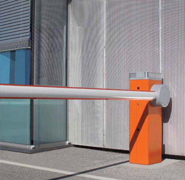 commercial parking control systems