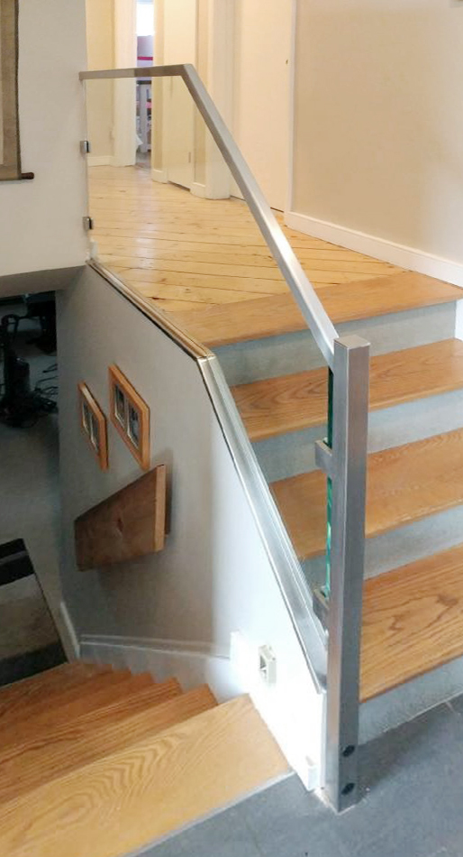 GC Residential Railing Interior 2017 04 05 AFTER
