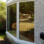 residential custom glass window