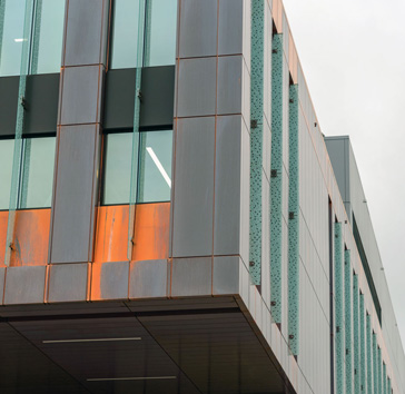 glass canada tempered windows at western university
